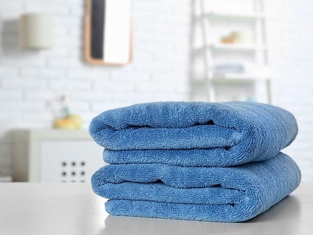Cómo lavar toallas